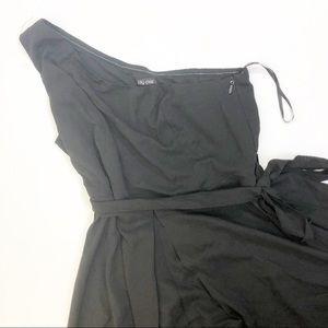 City Chic Dresses - City Chic Black One Love Maxi Size S/16